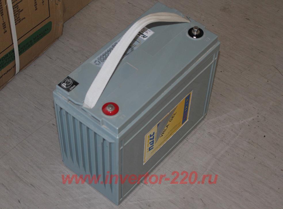 аккумуляторы гелиевые фото